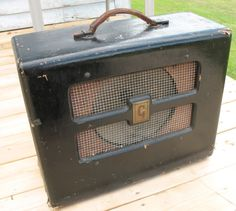 Vintage Gibson BR 6 Guitar Tube Amplifier 1950's