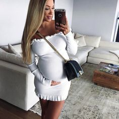 pregnancy outfits casual 398779742006753930 - Outstanding info are available on our web pages. look at this and you wont be sorry you did. Cute Maternity Outfits, Stylish Maternity, Pregnancy Outfits, Maternity Fashion, Pregnancy Info, Pregnancy Looks, Pregnant Mom, Pregnant Clothes, Look Fashion