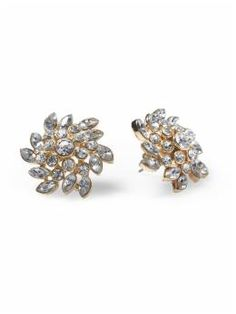 $22.00 PiperLime Tinley Road   Crystal Pinwheel Studs