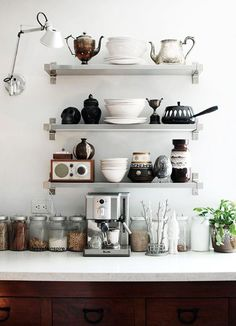 la kitchenette. / sfgirlbybay