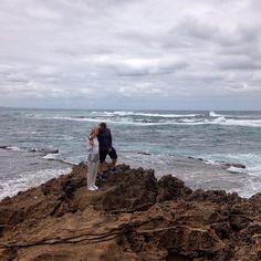 Got two feet and a heart beat. Let's get a steppin  #greatoceanroad #australia #travel #scenic #gratitude #instalove #melbs #melbourne #adventure #explore #nofilter #thebestdestination #travelgram #wanderlust #yogi #blondeglobetrotter by breanneburke