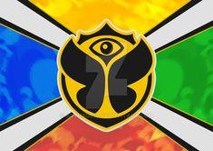 Tomorrowland Flag by arturo610.deviantart.com on @DeviantArt
