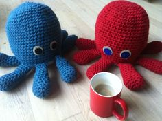 Octopus by Tambouille
