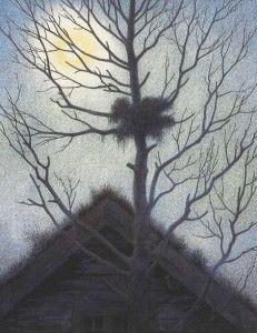 Trollbundet av landskapet | Theodor Kittelsen 1857-1914