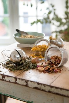 Tea | Dille & Kamille