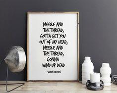 Shawn Mendes quote, song lyric art, Handwritten album, Stitches, lyrics, dorm