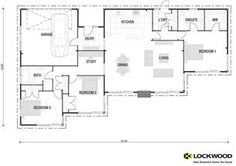 Ruapehu - House Plans New Zealand | House Designs NZ