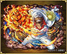 'Fleet admiral akainu ' Poster by Wano-Kuni One Piece Movies, One Piece Chapter, 0ne Piece, One Piece Images, Monkey D Luffy, One Piece Bikini, Nico Robin, One Piece Manga, Sword Art Online