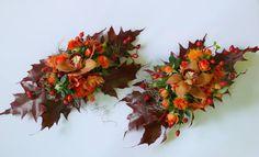 dekorace podzimní Floral Wreath, Wreaths, Fall, Home Decor, Autumn, Homemade Home Decor, Flower Crowns, Door Wreaths, Deco Mesh Wreaths