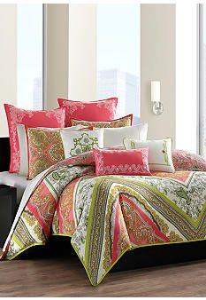 Echo Design Gramercy Paisley Bedding Collection #belk #bedding