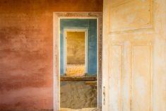 Kolmanskop: An eerie ghost town in Namibia Namib Desert, Ghost Towns, South Africa, Adventure, Adventure Movies, Adventure Books