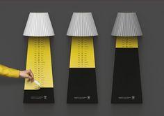 Graphicdesign — on Behance Diy Calender, Creative Calendar, Calendar Design, 5 Minute Crafts Videos, Publication Design, Print Packaging, Box Design, Brochure Design, Portfolio Design