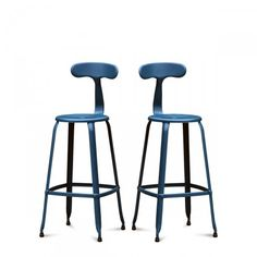 1000 images about tabouret on pinterest bar bar - Tabouret bar style industriel ...