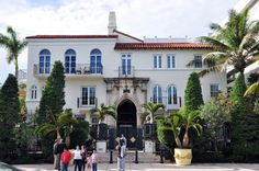 And The New Owners Of The Versace Mansion Are... The Nakash Family Of Jordache Jeans!