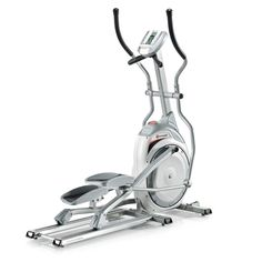 I used to like stair-steppers, but elipticals have become my new favorite warm-up and cardio machines.