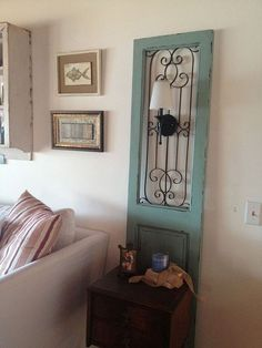 DIY::Shutters made in to lighting For Little to No Cost !