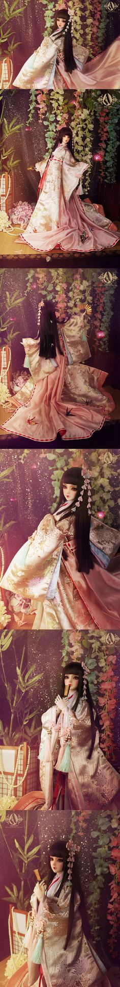 (AS Agency)BJD Bing Yu-F Girl 62cm Ball-Jointed Doll_SD size doll_Angell Studio_DOLL_Ball Jointed Dolls (BJD) company-Legenddoll