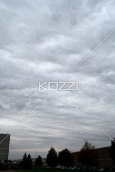 cloudy sky. - Image of cloudy sky.