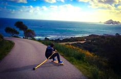 SURF THE STREETS ! LAND PADDLING