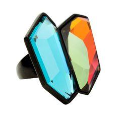 Swarovsky Ring I Trend Pop Colour #DesignerOutletParndorf