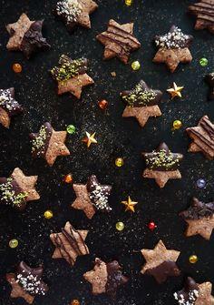 Candy's: Csokis-mogyorós csillagok