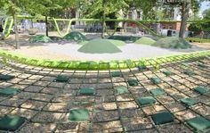 Sculptural Playground / ANNABAU