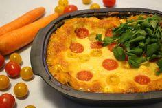 Ranteita myöjen taikinasa: Lasagne kasviksilla Quiche, Breakfast, Food, Lasagna, Morning Coffee, Essen, Quiches, Meals, Yemek