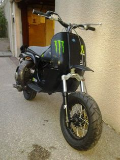 Vespa Cross