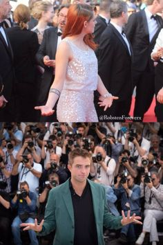 Kristen and Rob, Cannes 2014