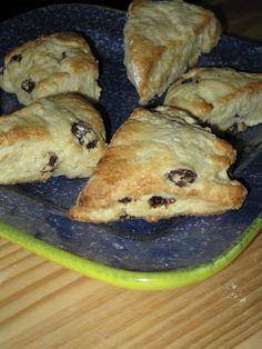 No Gluten Required: Gluten free scones, revisited