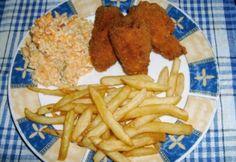Pikáns csirkeszárnyak Naan, Hamburger, Chili, Curry, Tasty, Chicken, Food, Curries, Chile