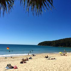 Some mid-week magic from Noosa Main Beach to brighten your day!