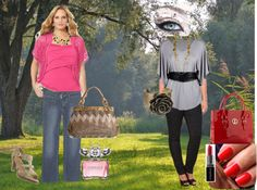 """""""Weekend Wear"""" by gucciv on Polyvore"""