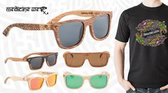 Handcrafted Wooden Eyewear & Fair Trade Organic Apparel that makes a difference. 10 trees planted for every pair of sunglasses sold!