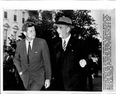President Kennedy Photos: The Best of JFK...JFK & LBJ