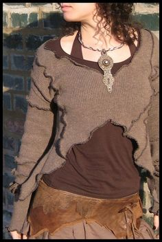 matrix sweater by elven forest creations by Elven Forest Creations, via Flickr