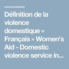 Rencontre une survivante domestique de maltraitance