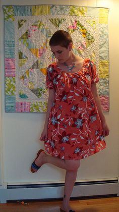 DIY Kathy dress 3 by KittyKittyCrafts (Karissajo), via Flickr