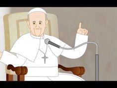 Papa Francisco: la primera serie animada sobre su pontificado - YouTube