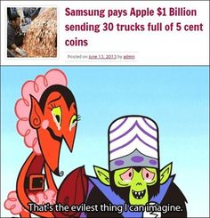 Well played #Samsung #apple #applevssamsung #technology #technews #technologynews #news #bored #meme #follow