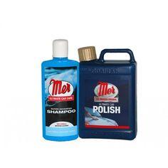 MER Shampoo and Polish Kit (1L)