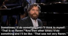 Haha, love when he hosted SNL!