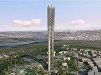 3. Mansiyon - Çamlıca Tepesi TV Radyo Kulesi Fikir Projesi Yarışması