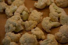 Cooking with Mara - Cauliflower Flowerets