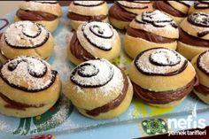 Alman Pastası Hazırlanışı Tarifi