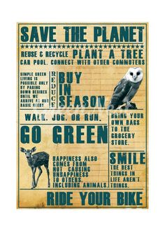 To preserve the planet we need to save energy, and save money. This website gives various solutions to being more aware in daily life in simple, wasy-to do ways that help our planet. Our Planet, Save The Planet, Planet Earth, Reuse Recycle, Reduce Reuse, Save Our Earth, Green Earth, Environmental Issues, Change