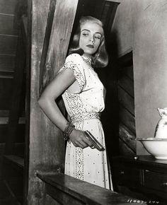 "Lizabeth Scott in ""Desert Fury"" (1947)"