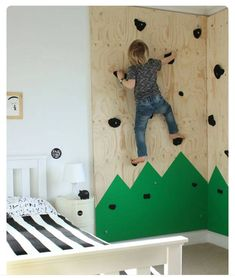 Late night inspo sourcing for a boys room that im starting tomorrow, and this beautiful image pops up!!!! What a wonderful idea