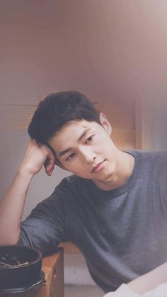 Song Joong Ki Descendants Of The Sun