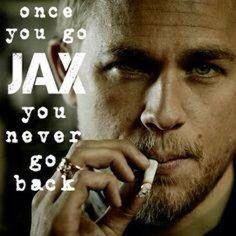Sons Of Anarchy - Jax Teller #JAX #SOA #SAMCRO so true... mmm my boy:)